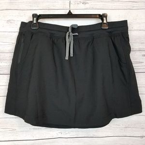 The North Face Womens Class V Skort Black X-Large
